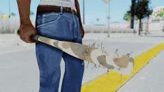 Nail Baseball Bat v6 для GTA San Andreas