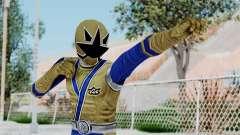 Power Rangers Samurai - Gold