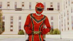 Power Rangers Mystic Force - Red для GTA San Andreas