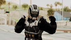 Mass Effect 3 Shepard Ajax Armor with Helmet