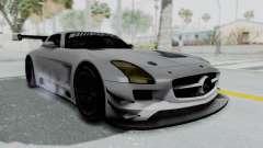 Mercedes-Benz SLS AMG GT3 PJ7