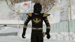 Power Rangers Dino Thunder - Black