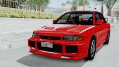 Mitsubishi Lancer Evolution III 1996 (CE9A) для GTA San Andreas