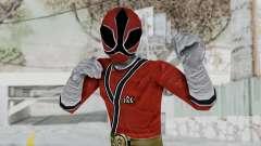 Power Rangers Samurai - Red