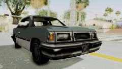 GTA VC Manana для GTA San Andreas