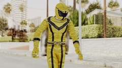 Power Rangers Mystic Force - Yellow