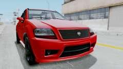 GTA 5 Benefactor Serrano
