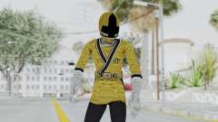 Power Rangers Samurai - Yellow для GTA San Andreas