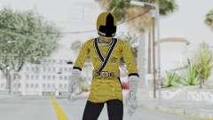 Power Rangers Samurai - Yellow