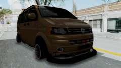 Volkswagen Transporter TDI Final для GTA San Andreas