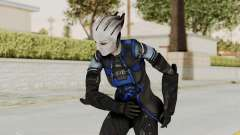 Mass Effect 3 Liara DLC Alt Costume для GTA San Andreas