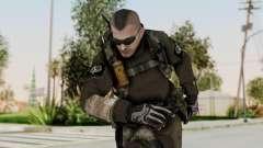 Battery Online Soldier 3 v2 для GTA San Andreas