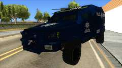 Black Scorpion Police