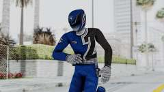 Power Rangers S.P.D - Blue для GTA San Andreas