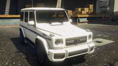 2013 Mercedes Benz G65 AMG [Replace] для GTA 5