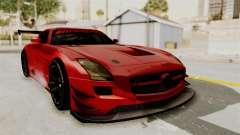 Mercedes-Benz SLS AMG GT3 PJ2