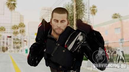 Mass Effect 3 Shepard N7 Destroyer Armor для GTA San Andreas