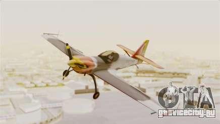 Zlin Z-50 LS v5 для GTA San Andreas