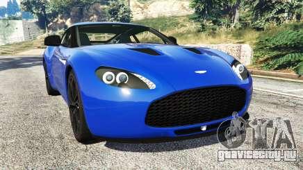 Aston Martin V12 Zagato для GTA 5