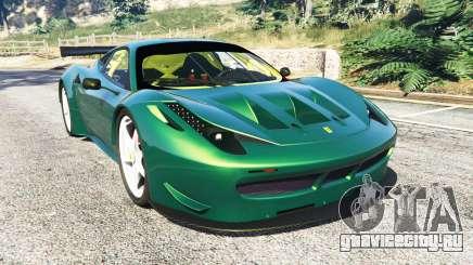 Ferrari 458 Italia GT2 для GTA 5
