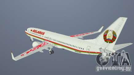 Boeing 737-800BBJ2 EW-001PA для GTA San Andreas