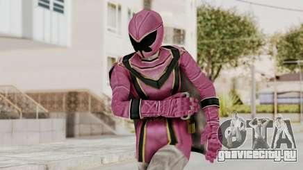 Power Rangers Mystic Force - Pink для GTA San Andreas