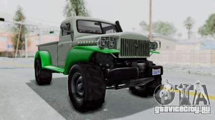 GTA 5 Bravado Duneloader Cleaner IVF для GTA San Andreas