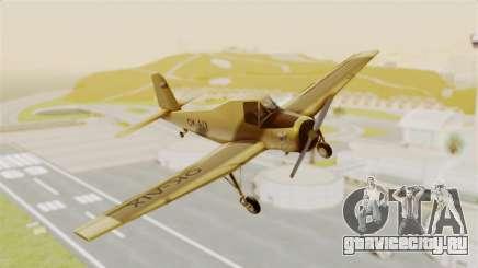 Z-37 Cmelak для GTA San Andreas