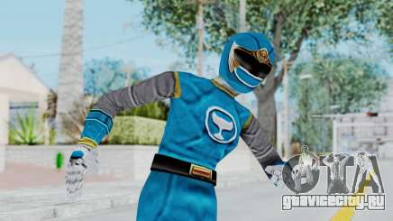 Power Rangers Ninja Storm - Blue для GTA San Andreas