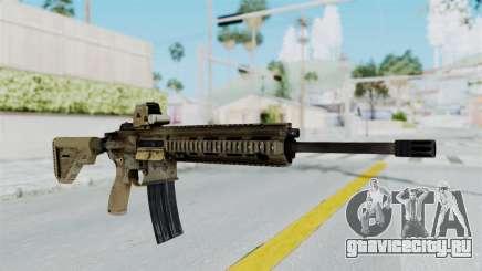 HK416A5 Assault Rifle для GTA San Andreas
