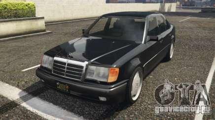 Mercedes-Benz E500 для GTA 5