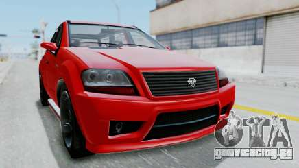 GTA 5 Benefactor Serrano для GTA San Andreas