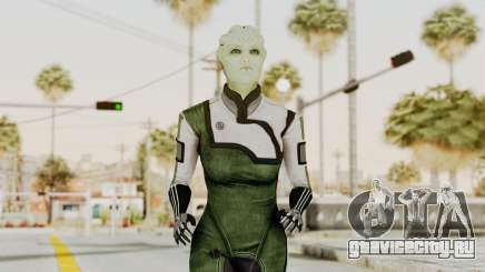 Mass Effect 2 Shiala для GTA San Andreas