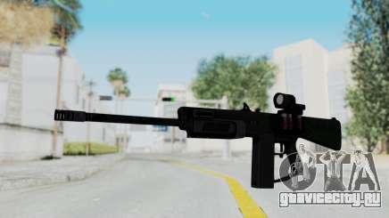 AA-12 для GTA San Andreas