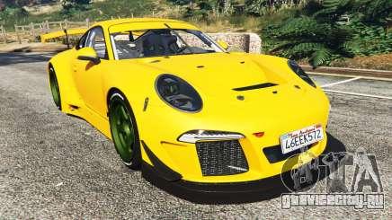Ruf RGT-8 для GTA 5