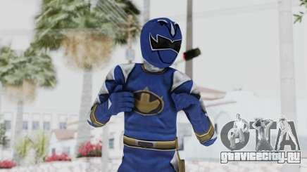 Power Rangers Dino Thunder - Blue для GTA San Andreas