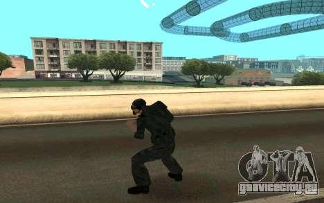 Сапёр для GTA San Andreas третий скриншот