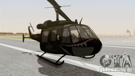 Castro V Attack Copter from Mercenaries 2 для GTA San Andreas