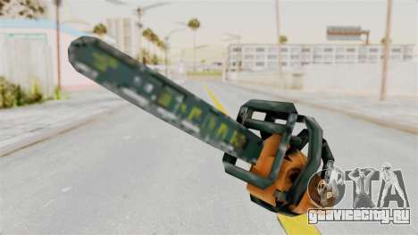 Metal Slug Weapon 8 для GTA San Andreas