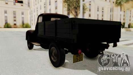 УАЗ-300 IVF для GTA San Andreas вид справа