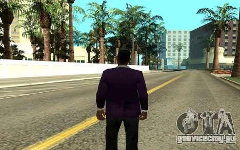 Jizzy для GTA San Andreas второй скриншот