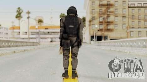 MGSV Phantom Pain Cipher XOF Afghanistan для GTA San Andreas третий скриншот