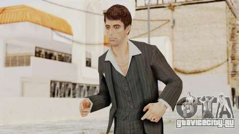 Scarface Tony Montana Suit v2 для GTA San Andreas
