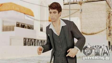 Scarface Tony Montana Suit v2 для GTA San Andreas