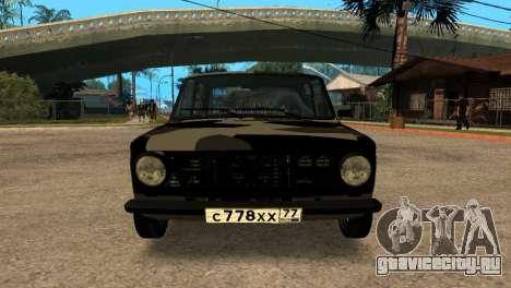ВАЗ 2101 для GTA San Andreas вид слева