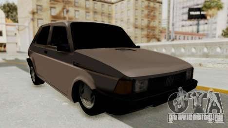 Fiat 147 TR De Picadas для GTA San Andreas