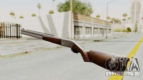 Liberty City Stories Shotgun для GTA San Andreas второй скриншот