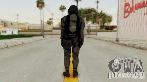 MGSV Phantom Pain Cipher XOF Cyprus для GTA San Andreas третий скриншот