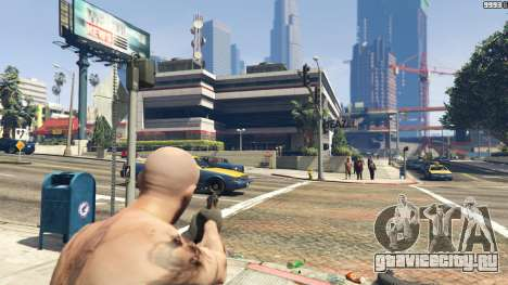 Python .357 Magnum CT6 для GTA 5 второй скриншот