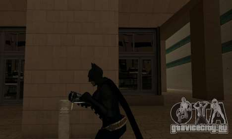Pneumatic Mangler для GTA San Andreas шестой скриншот
